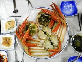 Crabe de Busan